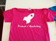 Koszulka reklamowa, reklama
