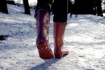 Damskie obuwie zimowe