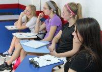 zajęcia w szkole językowej