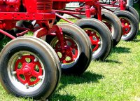 opony w traktorach
