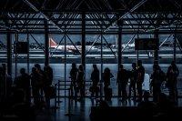 terminal na lotnisku