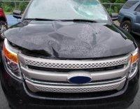 uszkodzony samochód